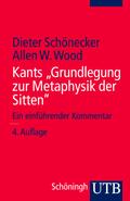 Kants 'Grundlegung zur Metaphysik der Sitten'