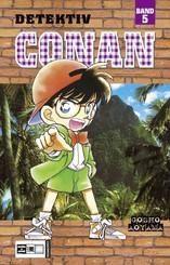 Detektiv Conan - Bd.5