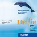Delfin: Hörverstehen, 4 Audio-CDs - Tl.2