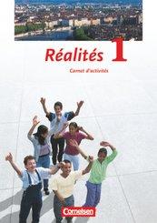 Réalités, Nouvelle édition: Carnet d' activites; Bd.1