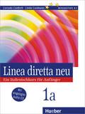 Linea diretta neu: Lehr- und Arbeitsbuch, m. Audio-CD (mit Lösungen); Bd.1A