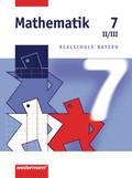 Mathematik, Realschule Bayern: 7. Jahrgangsstufe, Wahlpflichtfach II/III