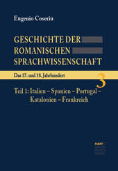Geschichte der romanischen Sprachwissenschaft: Geschichte der romanischen Sprachwissenschaft; .