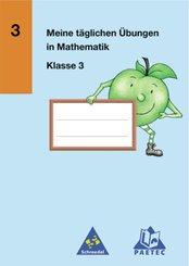 Meine täglichen Übungen in Mathematik: Klasse 3 - H.3