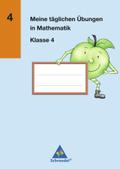 Meine täglichen Übungen in Mathematik: Klasse 4