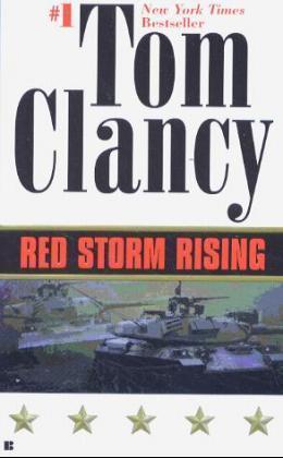 Red Storm Rising - Im Sturm, englische Ausgabe