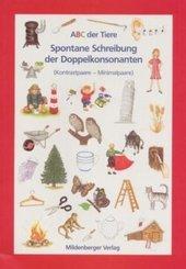 ABC der Tiere: Spontane Schreibung der Doppelkonsonanten, Arbeitsheft