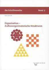 Organisation - Aufbauorganisatorische Strukturen