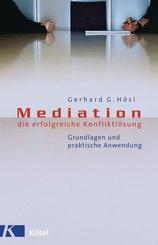 Mediation, die erfolgreiche Konfliktlösung