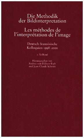 Die Methodik der Bildinterpretation; Les methodes de l' interpretation de l' image, 2 Tl.-Bde.
