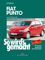Fiat Punto von 9/99 bis 1/06