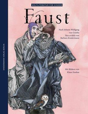 Faust - Weltliteratur für Kinder