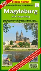 Doktor Barthel Karte Magdeburg und Umgebung