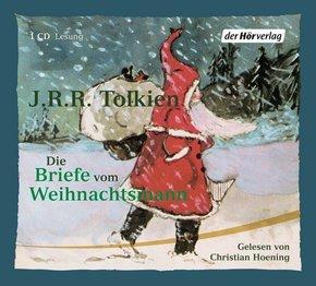 Die Briefe vom Weihnachtsmann, 1 Audio-CD