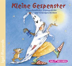 Kleine Gespenster, 1 Audio-CD