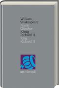Gesamtausgabe: König Richard II.; King Richard II; Bd.10
