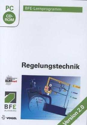 Regelungstechnik, CD-ROM