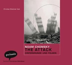 The Attack, 1 Audio-CD