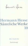 Sämtliche Werke: Die Gedichte; Bd.10
