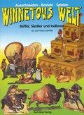 Winnetous Welt, Büffel, Siedler und Indianer