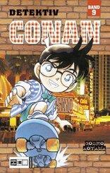 Detektiv Conan - Bd.9