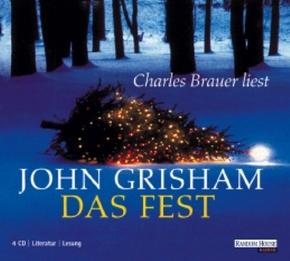 Das Fest, 4 Audio-CDs