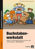 Buchstabenwerkstatt: Materialband - Tl.3