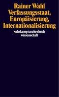 Verfassungsstaat, Europäisierung, Internationalisierung