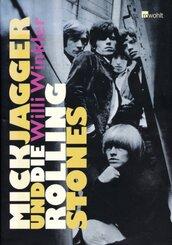 Mick Jagger und die Rolling Stones