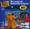 Ein Fall für TKKG - Wer stoppt die Weihnachts-Gangster?, 1 Audio-CD