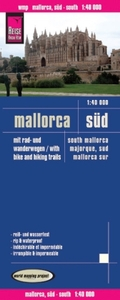 Reise Know-How Mallorca Süd; South Mallorca; Majorque, sud; Mallorca sur