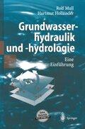 Grundwasserhydraulik und -hydrologie