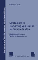 Strategisches Marketing von Online-Medienprodukten
