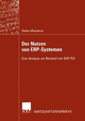 Der Nutzen von ERP-Systemen