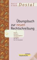 Übungsbuch zur neuen Rechtschreibung