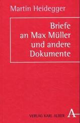 Briefe an Max Müller und andere Dokumente
