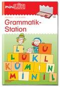 miniLÜK: Grammatikstation, 3./4. Klasse