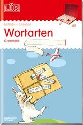 LÜK: Wortarten, Grammatik ab Klasse 3