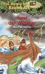Das magische Baumhaus (Band 15) - Insel der Wikinger