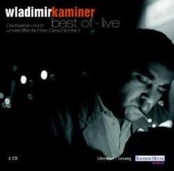 Best of ; Gekürzte Lesung   ; 2 Bde/Tle; Sprecher: Kaminer, Wladimir; Deutsch; Audio-CD; Hörbücher;