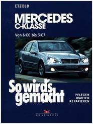 So wird's gemacht: Mercedes C-Klasse