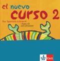 El nuevo curso: 1 Audio-CD zum Lektionsteil; Bd.2