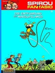 Spirou + Fantasio - Die Entführung des Marsupilamis