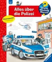Alles über die Polizei - Wieso? Weshalb? Warum? Bd.22