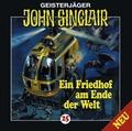 Geisterjäger John Sinclair - Ein Friedhof am Ende der Welt, 1 Audio-CD