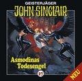 Geisterjäger John Sinclair - Asmodinas Todesengel, 1 Audio-CD