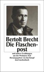 Die Flaschenpost und andere Erzählungen aus der Weimarer Zeit