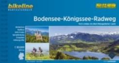 Bikeline Radtourenbuch Bodensee-Königssee-Radweg