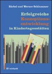 Erfolgreiche Konzeptionsentwicklung in Kindertagesstätten