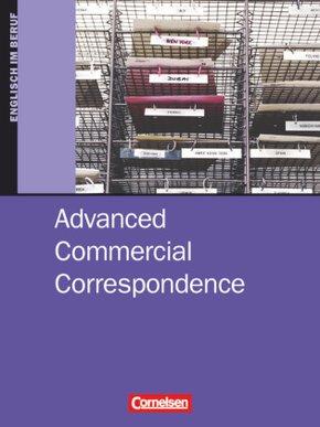 Advanced Commercial Correspondence: Schülerbuch